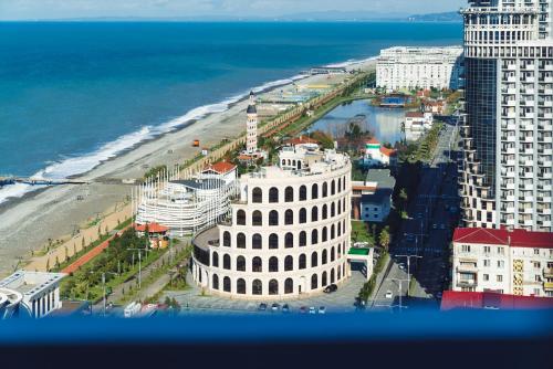 Sky Inn Batumi с высоты птичьего полета