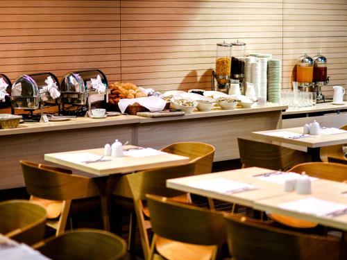 Restauracja lub miejsce do jedzenia w obiekcie Golden Tulip Międzyzdroje Residence