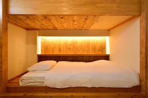 ホステル チルアウトにあるベッド