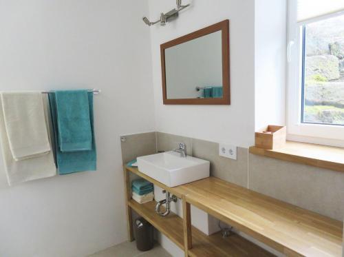 Ein Badezimmer in der Unterkunft Downstairs6b