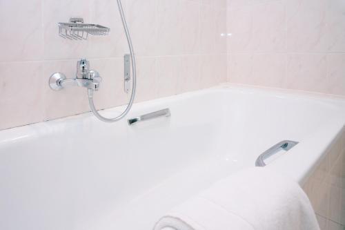 Ein Badezimmer in der Unterkunft Hotel Moby Dick by WP hotels