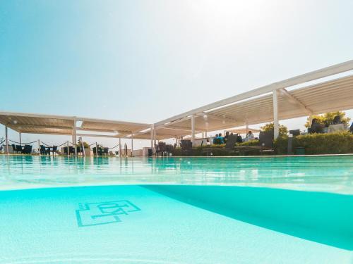 The swimming pool at or near Kora Park Resort