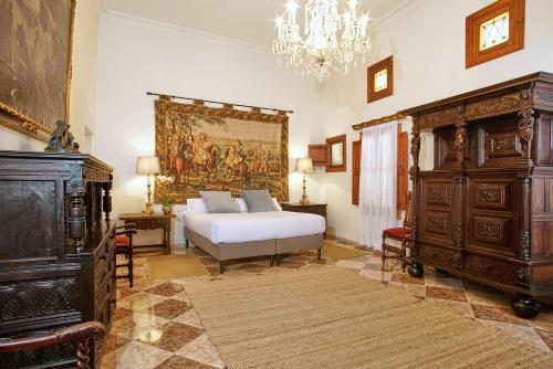 Zona de estar de Casa Delmonte - Turismo de Interior
