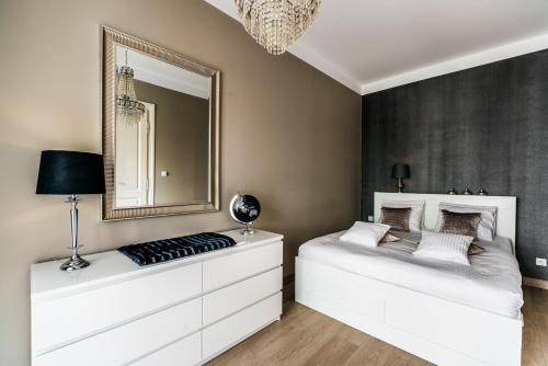 Łazienka w obiekcie Apartament Milano Avanti