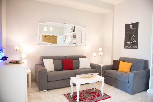 Area soggiorno di Authentic Sweet Home