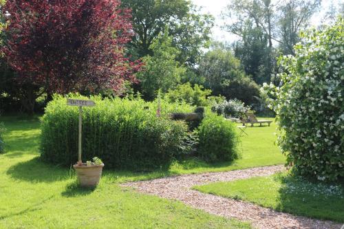 Jardin de l'établissement Le bourgis