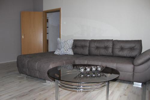 A seating area at Zum-Altbreitenfelderhof