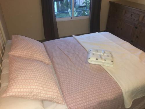 Cama o camas de una habitación en Beautiful Beach