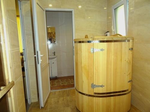 Ванная комната в Черноморье