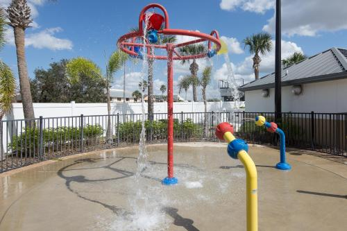 Children's play area at Four Points by Sheraton Orlando International Drive
