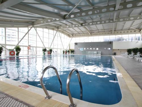 The swimming pool at or near The Pavilion Century Tower (Huaqiang NorthBusiness Zone)