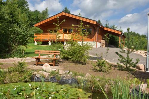 Erzgebirgsholzhaus am Lugstein
