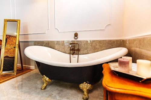 Łazienka w obiekcie Royal Apartment