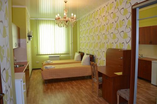 Гостиная зона в SunLake Hotel Osokorki