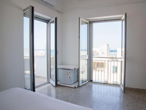 Balcone o terrazza di Hotel Morini