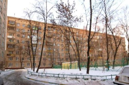 City Inn Апартаменты Белорусская зимой