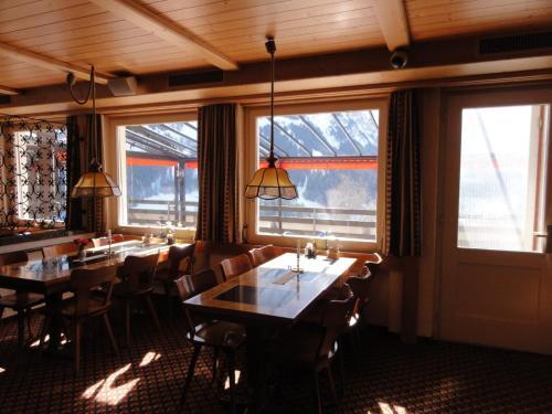 Ресторан / где поесть в Gasthof Panorama