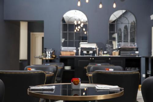 Ristorante o altro punto ristoro di Boutique Hotel Metro 900