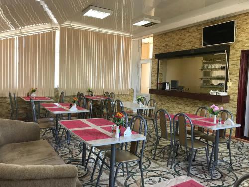 Ресторан / где поесть в Гостиница Арагац 2