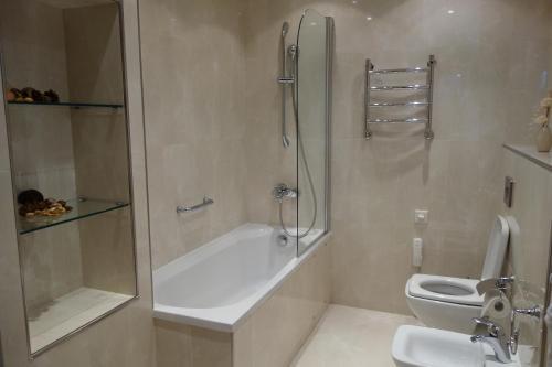 Ванная комната в Отель Вейлер