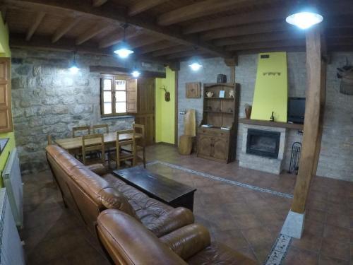 Un lugar para sentarse en Casa el Alba