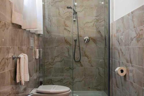 A bathroom at Sea Breeze Residence
