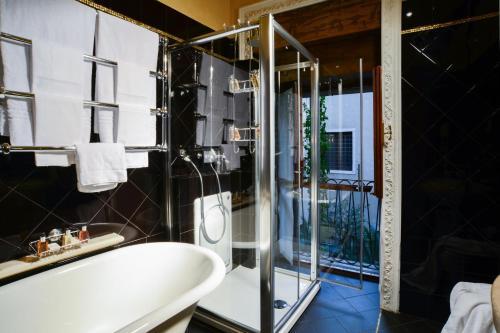 Bagno di Hotel Gabbia D'Oro