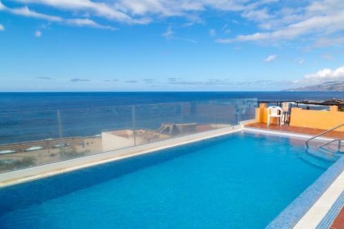 Het zwembad bij of vlak bij Hotel Marquesa
