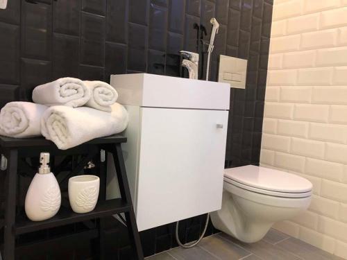 A bathroom at Dolce Vita Rumbach