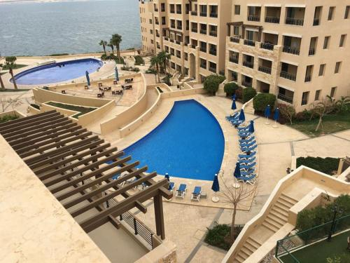 A view of the pool at Samarah Resort or nearby