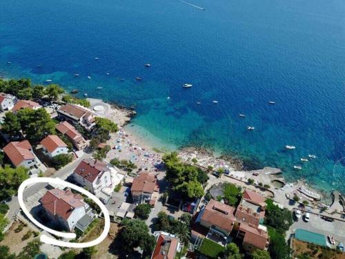Vue panoramique sur l'établissement Ana Exclusive Apartments