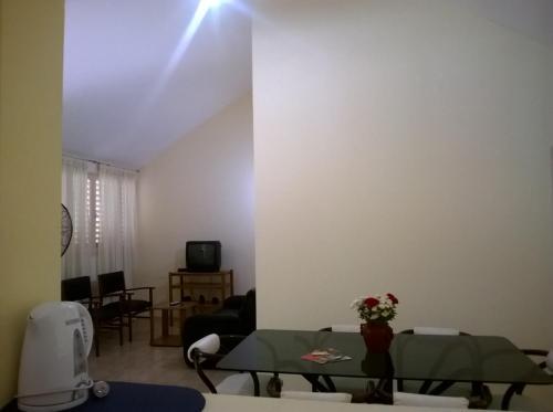 A seating area at Exclusive Centro Turistico