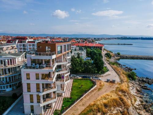 Apartcomplex Golden Bay