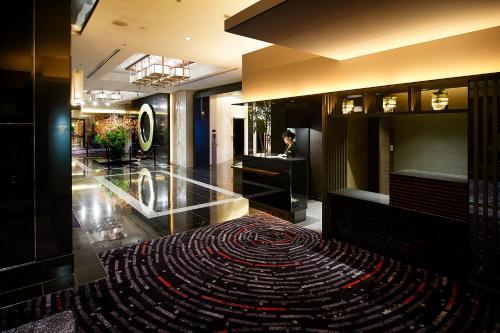 The lobby or reception area at Hotel New Otani Tokyo The Main