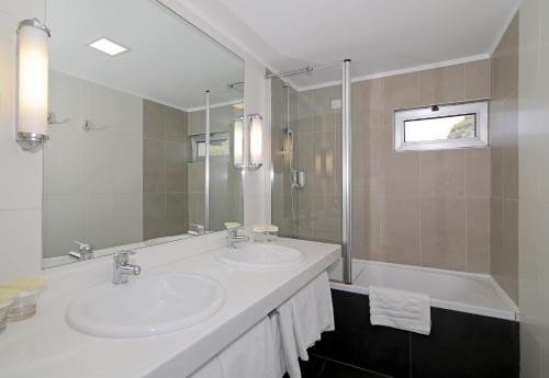 Un baño de Hotel Lero