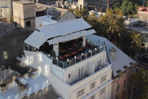 A bird's-eye view of Hotel Sommelier Boutique