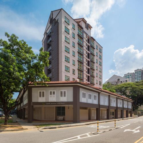 Park Avenue Robertson (SG Clean)