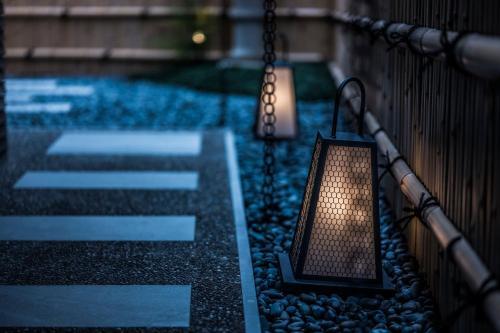 The swimming pool at or close to Nagi Kyoto Arashiyama