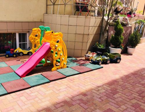 Детская игровая зона в Мини-отель Аида