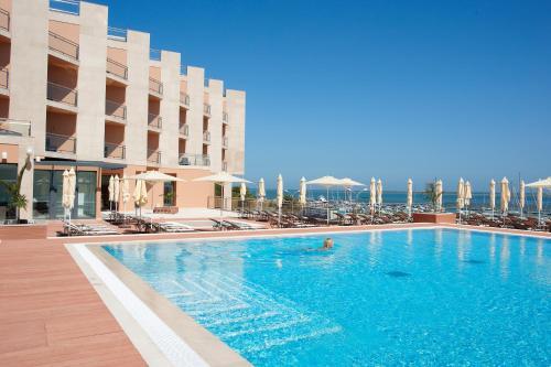 The swimming pool at or near Real Marina Hotel & Spa