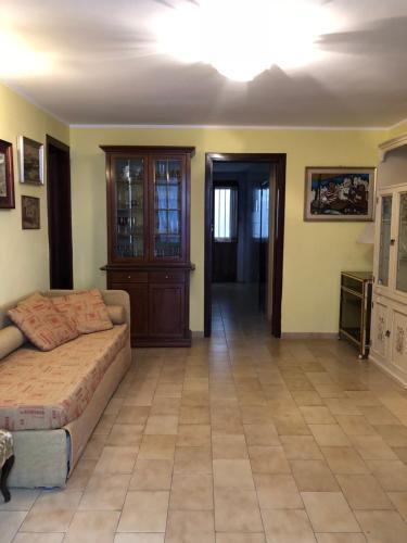 Area soggiorno di Casa Camilla e Alberto