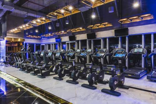 The fitness center and/or fitness facilities at Sedona Suites Ho Chi Minh City