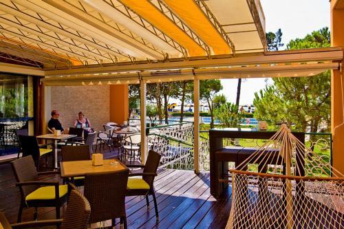 Restaurace v ubytování Hotel Oliver