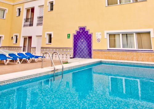 The swimming pool at or close to Hotel RF Astoria - Adults Only