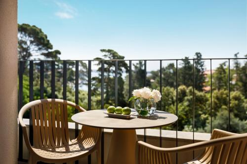 A balcony or terrace at Imperial Valamar Collection Hotel