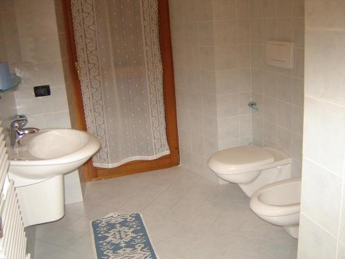 A bathroom at Residenza Domino