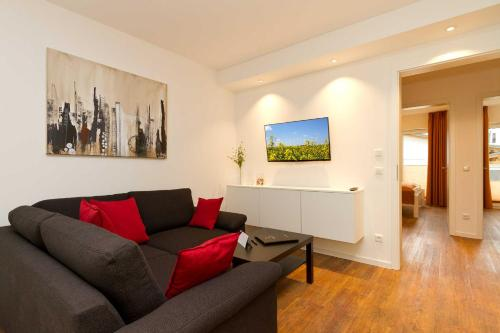 Quartier Ahlbeck Wohnung 02 - mit Sauna