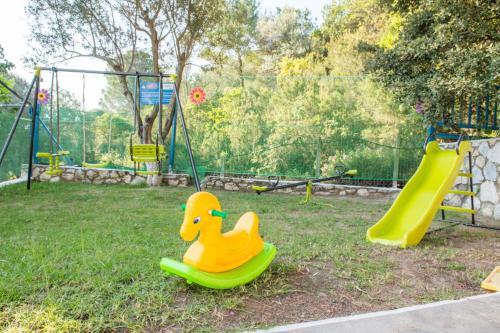 Area giochi per bambini di Aelia Studios