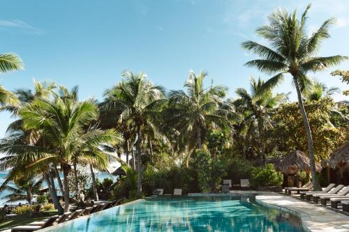 The swimming pool at or near Tokoriki Island Resort - Adults Only