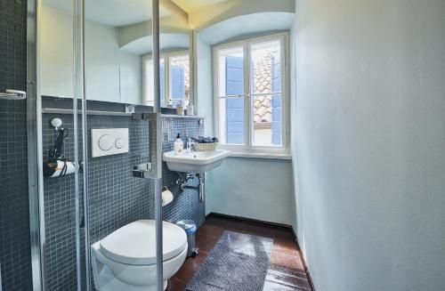 Kupaonica u objektu Room Zimmer Portarol